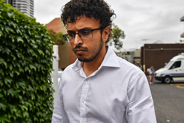 Article image for Usman Khawaja's brother, Arsalan, charged for breaching bail