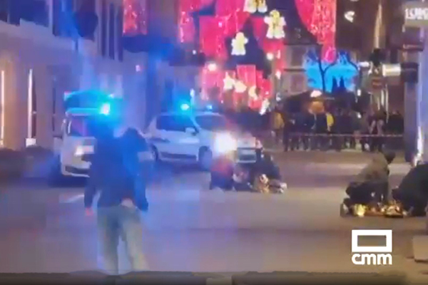 Article image for UPDATE | French police have 'neutralised' the Strasbourg Christmas market terrorist