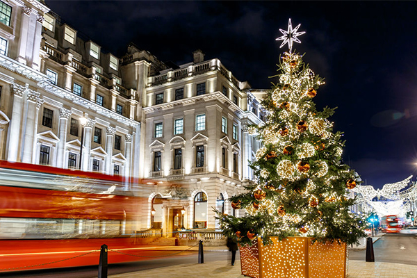 Article image for Top holiday destinations for Christmas