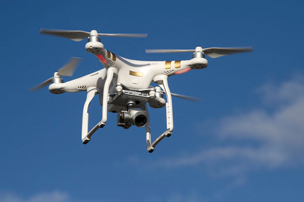 Article image for New technology to tackle drones at airports