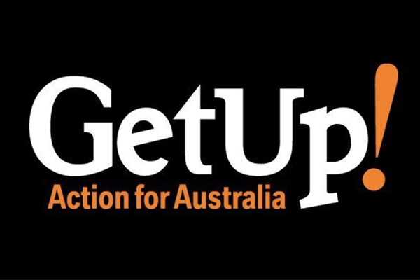 Article image for GetUp! takes $500,000 donation from charity with foreign links