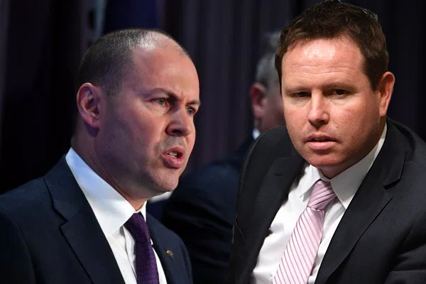 Article image for Treasurer insists latest scandal won't distract the government