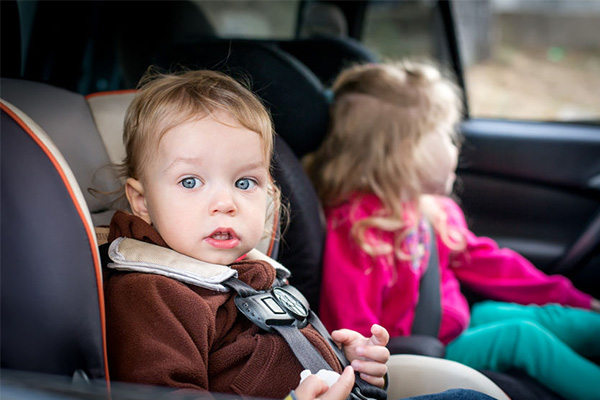 Article image for Authorities issue a serious summer warning: don't leave the kids in the car