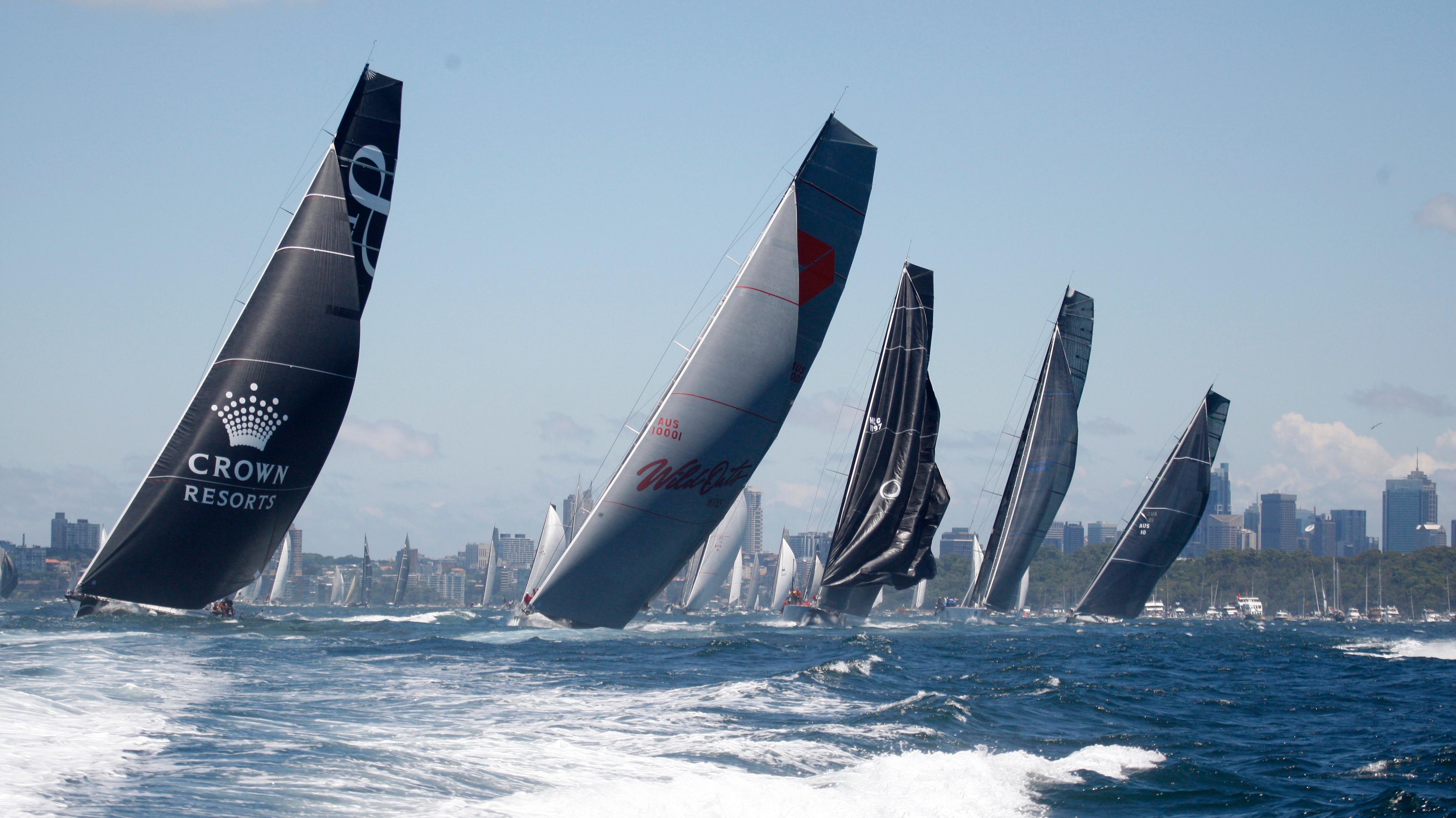Sydney to Hobart Yacht Race Update with Steve Barker