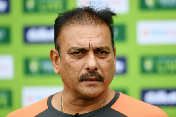 Ravi Shastri discusses his career and previews the Test series