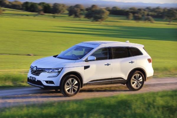 Renault Koleos Life SUV – sharp drive-away value at $29, 990