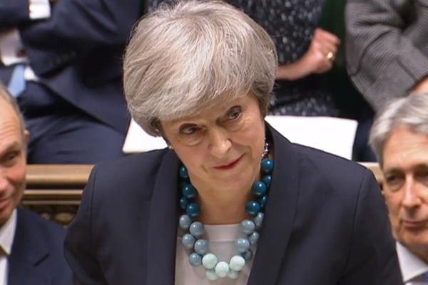 Article image for UK Prime Minister 'very embarrassingly' calls off Brexit vote