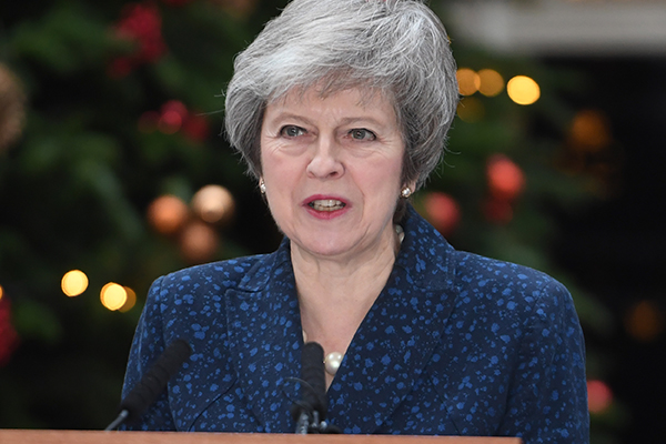 Article image for Britain in chaos: Theresa May could face leadership spill
