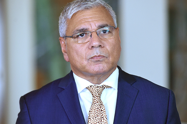 Article image for Warren Mundine: Has he completely turned on his former party?