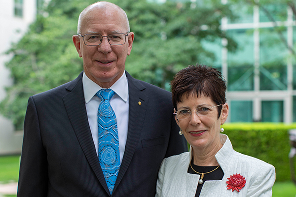 Article image for How our next Governor-General got his hilarious nickname