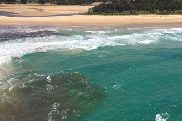 Article image for Fourth man drowns at Moonee Beach in a week