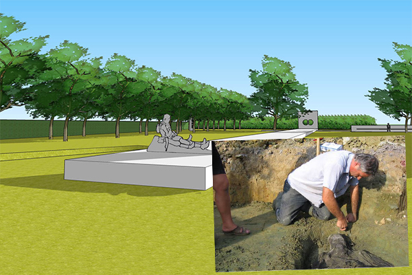 Stunning discovery leads to massive ANZAC memorial project in Europe