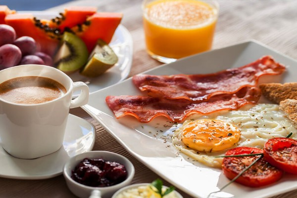 Skipping breakfast may not be weight loss taboo