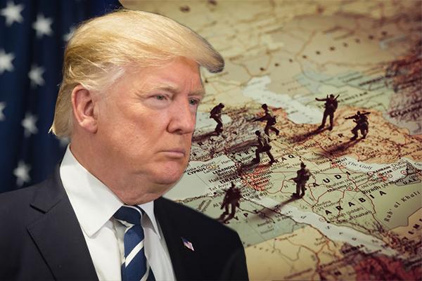 Article image for Donald Trump's latest decision has Senator Jim Molan worried