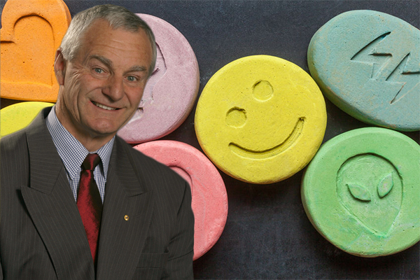 'Face the facts': Former AFP Commissioner explains why we MUST try pill testing