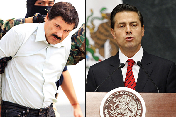 El Chapo associate claims the drug lord paid $100m bribe to a former Mexican president