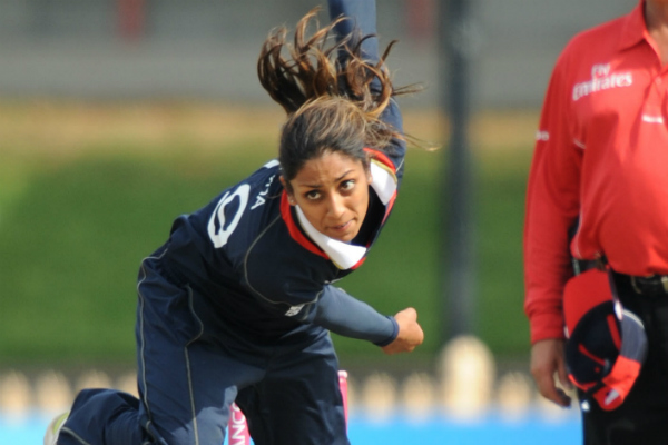 Isa Guha reveals lucky break into commentary big time