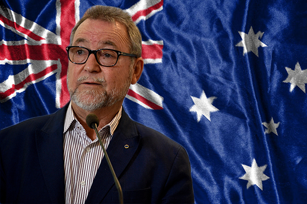 Aussie music great John Williamson weighs into Australia Day debate