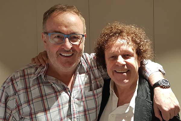 'I knew I was destined for great things': Leo Sayer reflects on his lasting career