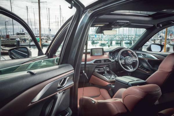 Mazda's new flagship CX-9 SUV – so much luxury under the luxury tax threshold
