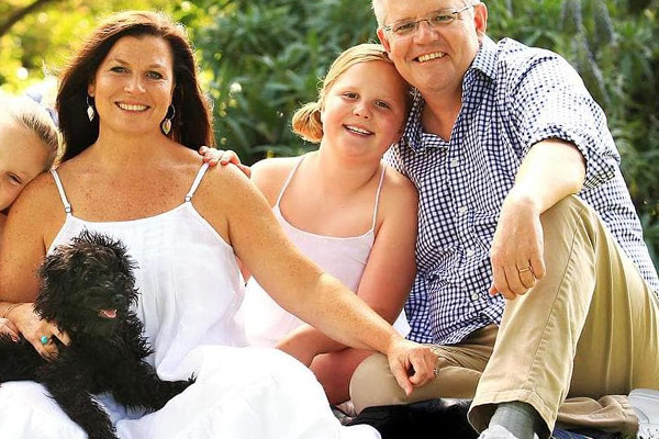 Article image for Scott Morrison responds to Photoshop fail: 'Not the feet!'