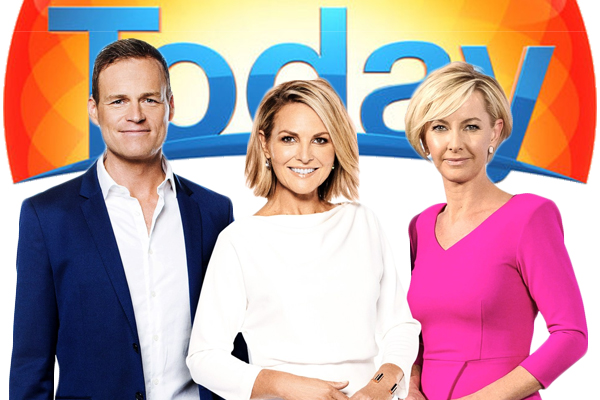 Article image for Channel 9 boss hits back at 'gutless' attack on Georgie Gardner