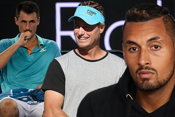Aussie great says there is truth to Tomic's rant: 'You're either in the group or you're not'