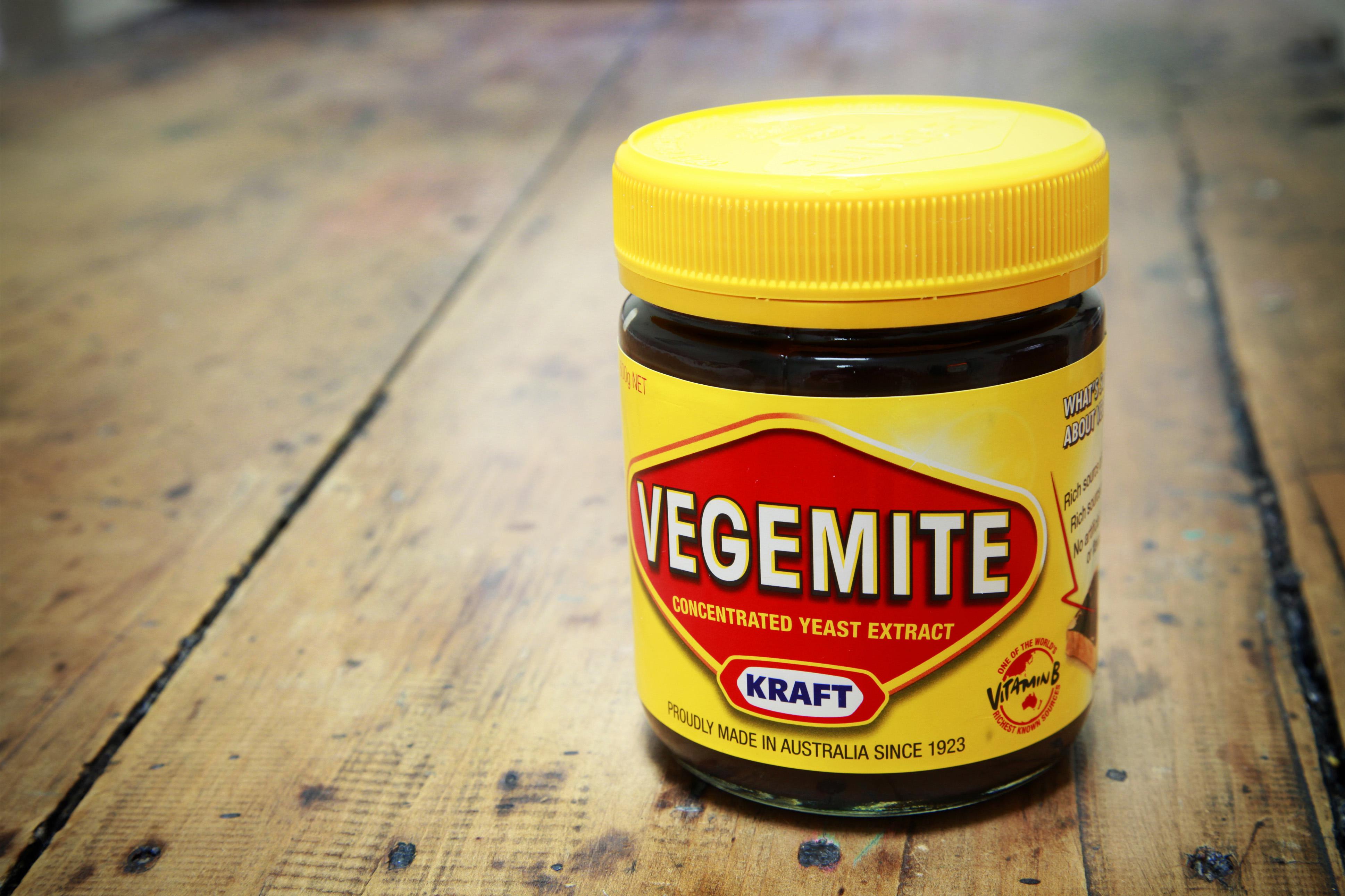 Is there anything more Australian than Vegemite?