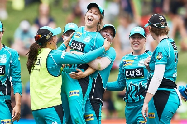 Brisbane to put the heat on Sydney in WBBL final