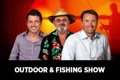 The Outdoor & Fishing Show – Full show: Saturday, January 5th 2019