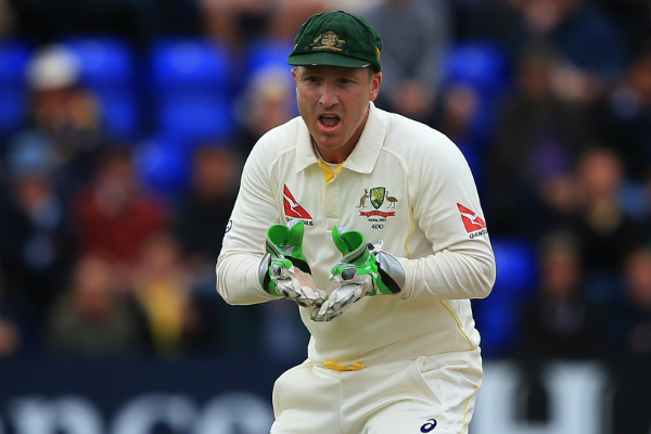 Brad Haddin always knew his 'time was done'