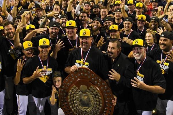 Brisbane Bandits make Australian baseball history