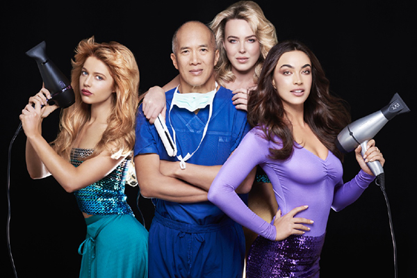 Article image for Charlie's Angels: Foundation launches exciting new initiative to cure brain cancer