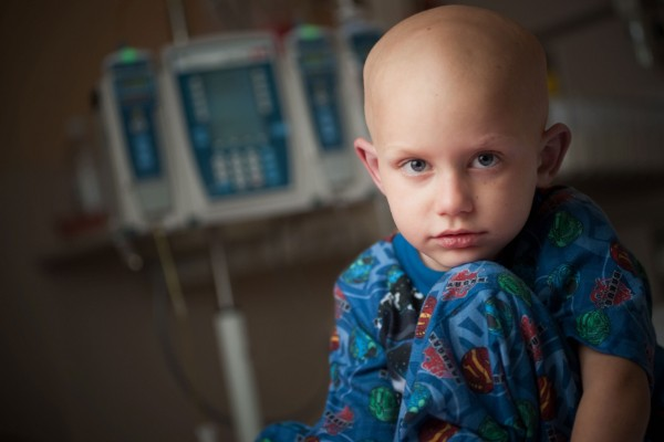 Good news and bad news on kids cancer