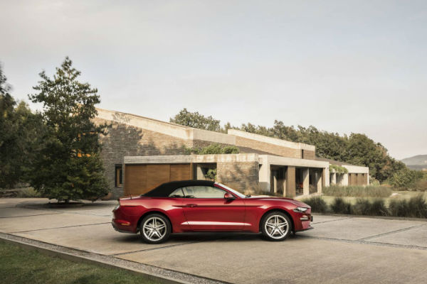 Ford Mustang – one can quickly see why it's our top-selling sports car under $80,000