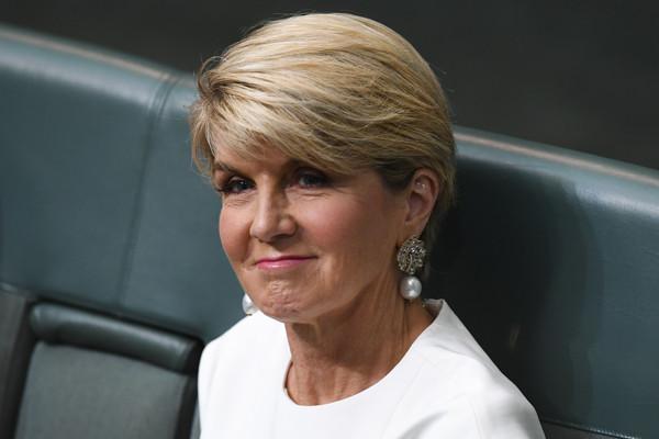 Julie Bishop announces her retirement from politics