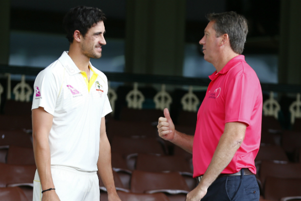 Article image for Glenn McGrath: Mitchell Starc needs to 'keep it simple'