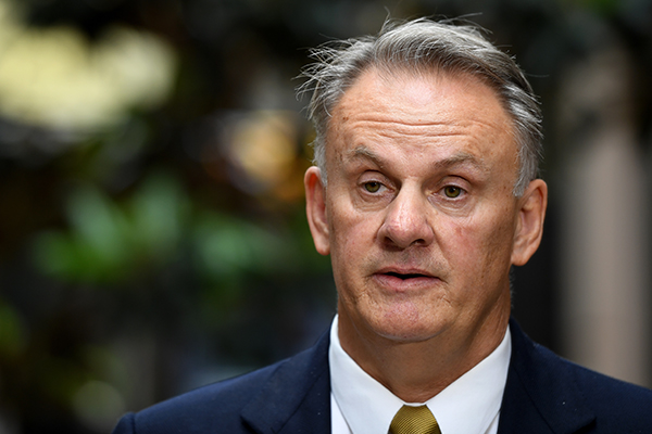 'We've got to level the playing field': Mark Latham's energy plan