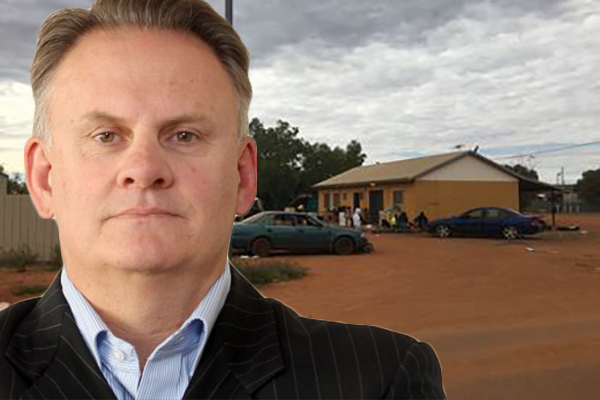Article image for Mark Latham releases 'Aboriginal Rescue Plan'