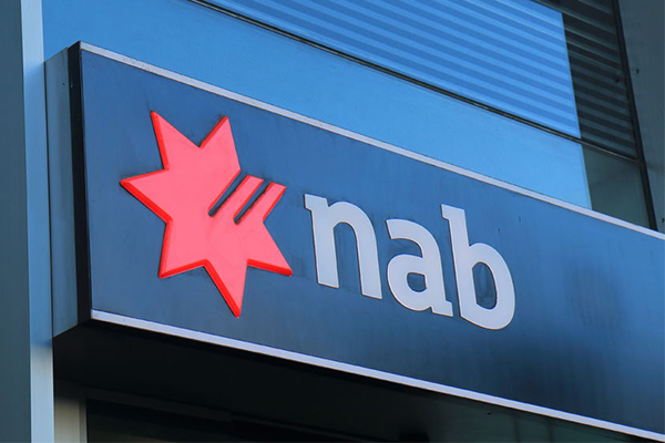 Article image for NAB cuts shareholders dividends