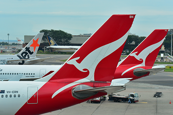 Article image for EXCLUSIVE | Qantas employee stood down over cleaning flights from China