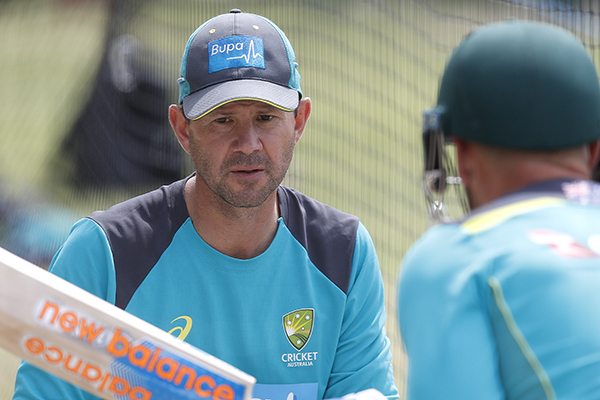 Article image for Ricky Ponting names two players who could star for Australia 'for a long, long time'