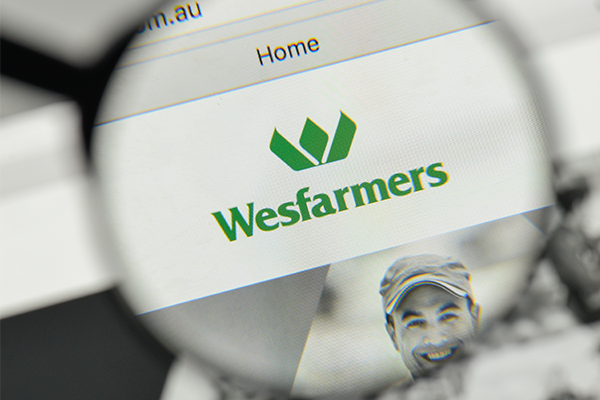Article image for Wesfarmers rewards shareholders