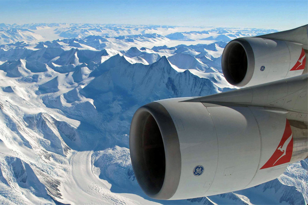 Article image for WIN an all-inclusive sightseeing flight to Antarctica!