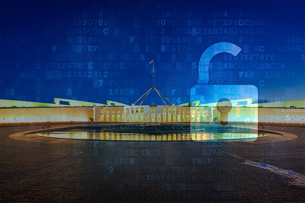 'The only way out was to take quite public action': Government reveals cyber attacks