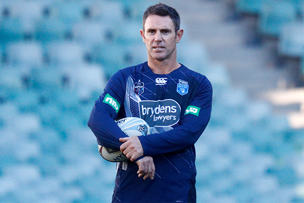 Freddy reflects on Blues halves selection
