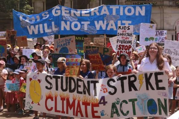 School climate strike teaching kids the wrong lesson