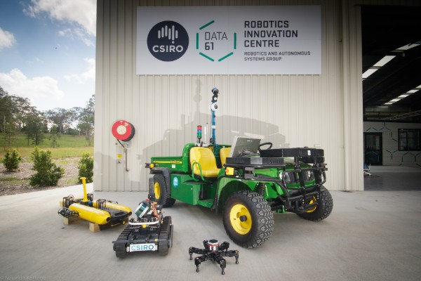 Brisbane claims title as Australia's robotics capital