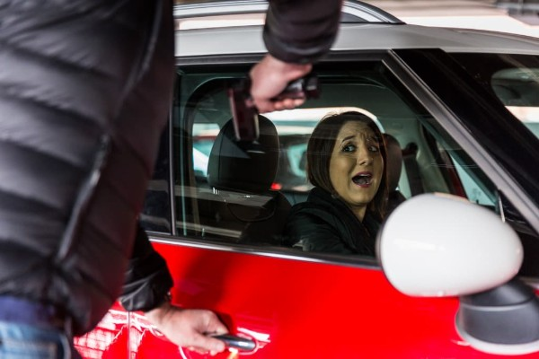 'Situational awareness' the key to combating carjackers