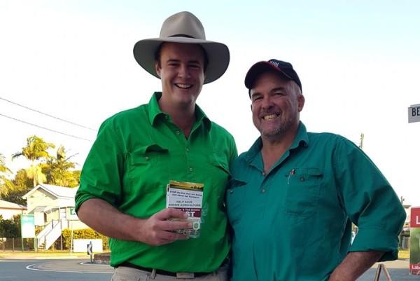 Green Shirts bring the bush to Brisbane marginals